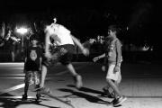 επίδειξη skateboard