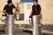 κουβεντούλα μεταξύ αστυνομικών