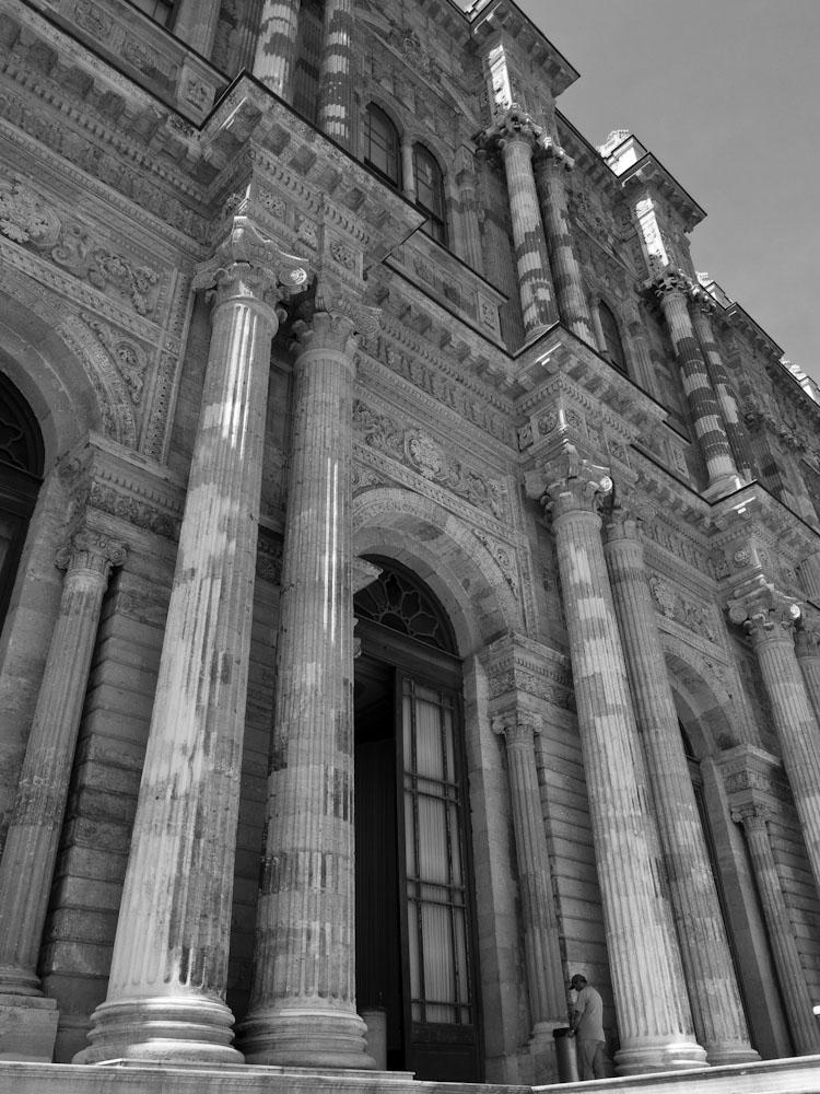 παλάτι Ντολμάμπαχτσε