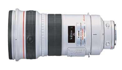 300mm lens