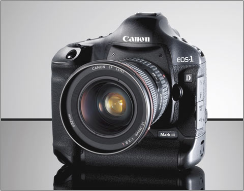 Canon EOS 1D MkIII