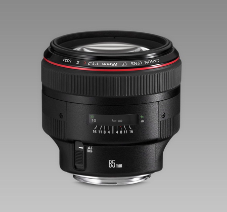 85mm f1.2L II