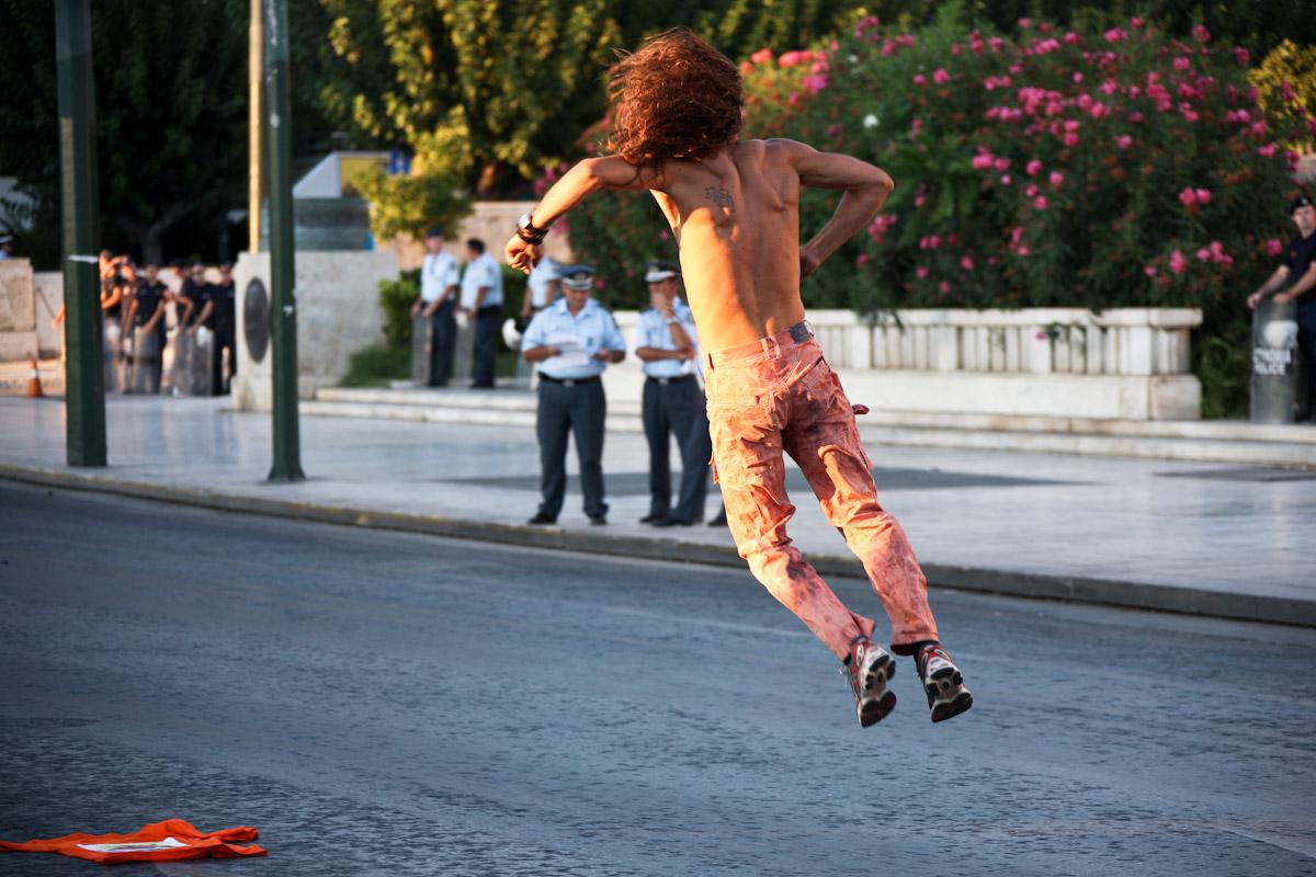 Χορεύοντας