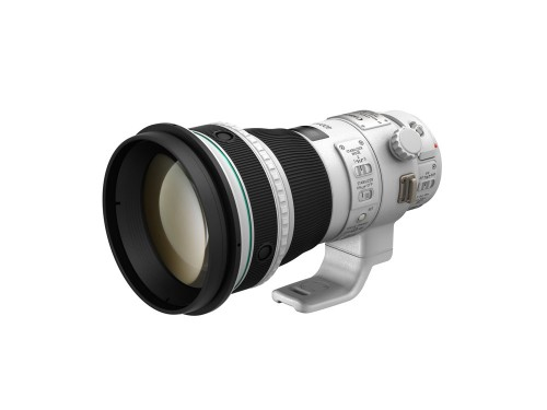 EF 400mm f4 DO IS II USM Slant without cap