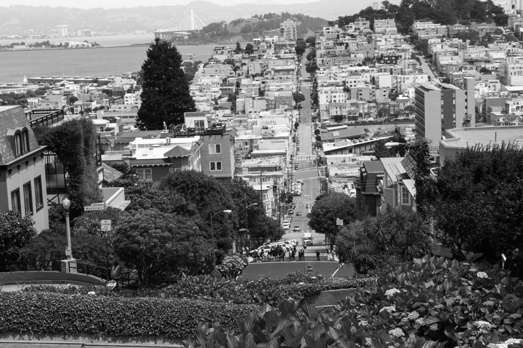 Σαν Φρανσίσκο, Lombard Street